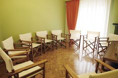 Psychologist's Office by Antonis Xenopoulos, via Behance