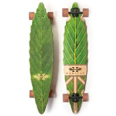 Fab.com | Habitat Leaf Lines Cruiser Skate Board $170