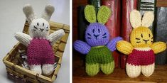 Choose this Irresistibly Cute Knitted Pocket Bunny as your new surprise for your kid. If you would like to get this pattern for FREE, continue NOW...