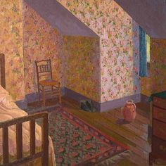 Attic ~ William Ratcliffe,1918