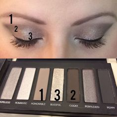 Younique Palette #2 Smoky beautiful colors! http://www.youniqueproducts.com/megantighe