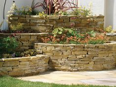 Building stone for walling, cladding, and large garden features - Natural Stone Yard, close to Dublin Ireland Stone Pillars, Building Stone, Patio Wall, Garden Features, Dublin Ireland, Cladding, Natural Stones, Sidewalk, Quartz