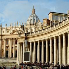 Roma - Basílica de São Pedro