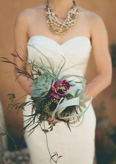 Image result for PURPLE SUCCULENTS ORANGE WEDDING BOUQUET