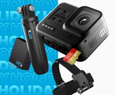 GoPro Black Holiday Bundle Pack now Available in India The Perfect Girlfriend, Digital Lenses, Game Change, Sd Card, How To Take Photos, Gopro, Youtube, Packing, Action