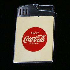 "1950s Coca Cola ""Dixie"" Lighter  Appraised Value:  $3,500 - $4,000"