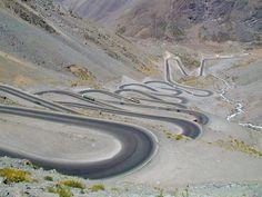 a driver's dream road...