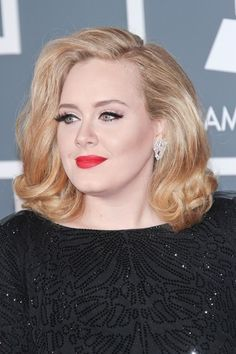 Adele 54th Annual Grammy Awards