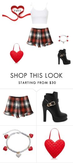 """""""http://www.zaful.com/?lkid=5197- 52"""" by christine-792 ❤ liked on Polyvore featuring Kate Spade, Topshop, women's clothing, women, female, woman, misses and juniors"""