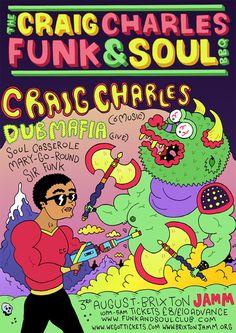 Craig Charles