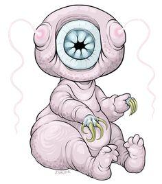 #tardigrade art