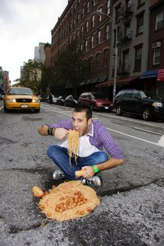 Potholes Become Surrealist Street Art Through Photography