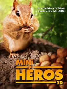 Mini Héros: Un nouveau documentaire 3D débarque à la Géode - Par Florence Yérémian - BSC NEWS.FR