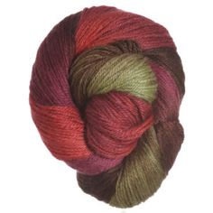 Lorna's Laces Honor Yarn - '15 January - Inconceivable