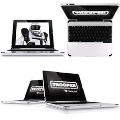 ClamCase iPad Keyboard Case ($149)