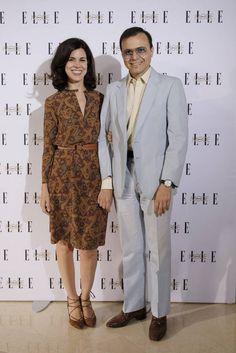 Vanessa Seward et Bertrand Burgalat