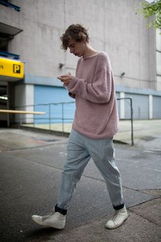They Are Wearing: London Men's Fashion Week