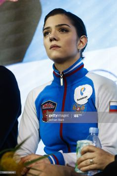 Evgenia Medvedeva of Russia during the French Internationals of Grenoble on November 2018 in Grenoble, France. Get premium, high resolution news photos at Getty Images Medvedeva, Figure Skating, Skate, Appreciation, Russia, Ice, French, News, Sports