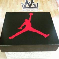 This item is unavailable Air Jordan Sneakers, Jordans Sneakers, Air Jordans, Halloween Coloring, New Bag, Shoe Box, Etsy Shop, Storage, Unique Jewelry