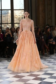 Georges Hobeika at Couture Spring 2016