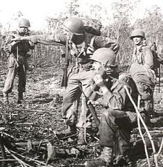 The Battle of Noemfoor was a battle of World War II that took place on the island of Noemfoor, in Dutch New Guinea, between 2 July and 31 August 1944. United States and Australian forces attacked to capture Japanese bases on the island