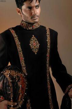 munib-nawaz-mens-kurta-sherwani-design-miami-fashion-1-pclayer.jpg (638×960)