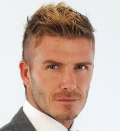 2014 Latest Men's Hair Trends for Spring & Summer - http://www.pouted.com/2014-latest-mens-hair-trends-spring-summer/