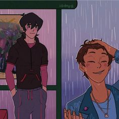 i want someone to look at me the way keith looks at lance wtdf