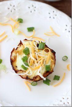 Healthy Recipe: Egg Breakfast Cup