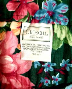 3 Rare Croscill GRANADA Valance Curtains | Mercari Croscill Bedding, Flower Making, Full Set, Bed Design, Curtain Rods, Granada, Valance Curtains, Vibrant, House Styles