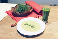 Hurom Chilled Fresh Pea Soup