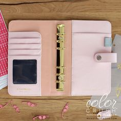 Webster's Pages Color Crush Personal Planners