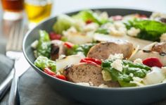 Grilled Sausage and Pepper Salad | Whole Foods Market