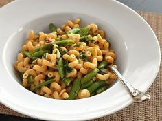 Pasta with Snap Peas, Garlic, Lemon Zest, and Black Pepper (vegan) | Serious Eats : Recipes