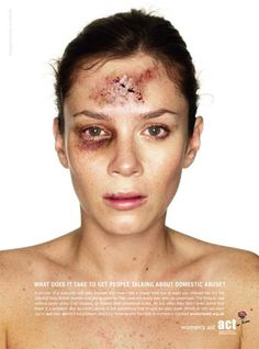 What Does it Take to Get People Talking about Domestic Abuse?   #Stop #Domestic #Violence