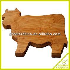 Bamboo Cutting Board,Cow Shape Bamboo Cutting Board,Bamboo Animal Shaped Cutting Board - Buy Cow Shaped Bamboo Cutting Board,Fun Shape Cutting Board,Custom Bamboo Cutting Boards Product on Alibaba.com