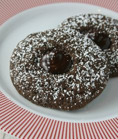Double Chocolate Cayenne Cookies - FoodBabbles.com