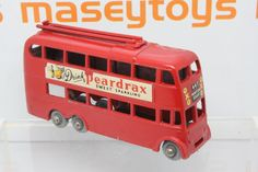 Matchbox Lesney No.56a 2nd Issue London Trolley Bus GPW- FREE WORLDWIDE SHIPPING in Toys & Games, Diecast & Vehicles, Cars, Trucks & Vans   eBay!