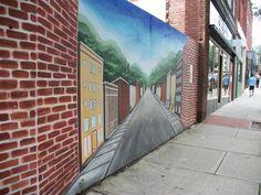 Street Art Asheville NC