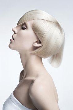 Hair: Angus Mitchell, Julian Perlingiero, Takashi Kitamura Colorist: Lucie Doughty Make up: Candice Winkelpleck Photo: Fumihiko Eguchi Products: Paul Mitchell