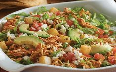 Salpicón de pollo Healthy Appetizers, Healthy Dinner Recipes, Cooking Recipes, Best Mexican Recipes, Ethnic Recipes, Favorite Recipes, Clean Eating, Healthy Eating, Healthy Food
