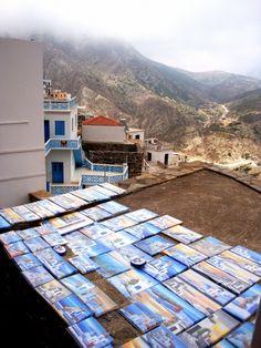 Paintings Karpathos, Greek Islands, Greece, Paintings, Greek Isles, Greece Country, Paint, Painting Art, Painting