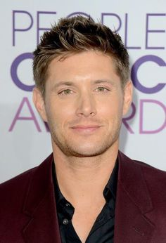 Jensen Ackles... I can't even describe how much I love this man.