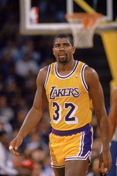 Magic Johnson - LA Lakers