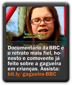 """The Kid's Speech"", Documentário da BBC – primeira parte Speech Language Therapy, Speech And Language, Bbc, Children, Kids, Speech Pathology, Portrait, Overhead Press, Honesty"