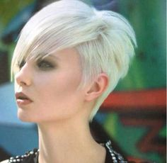 Fantastic Brief Funky Hairstyles 2015 Hairstyles Tips