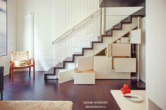 Рациональное использование пространства  #DESIREINTERIORS #design #interior #home #room #art  Рациональный подход на: http://desireinteriors.ru/