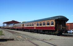 Happy 25th Birthday to the #Napa Valley #Wine #Train!   http://www.cheers2wine.com/Napa-Valley-Wine-Train.html