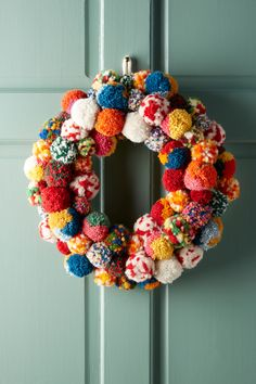 Anthropologie& Holiday Collection is Here - Anthropologie Christmas Decor Christmas Home, Christmas Crafts, Christmas Decorations, Christmas Ornaments, Apartment Christmas, Holiday Decorating, Pom Pom Decorations, Christmas Cookies, Christmas Trends