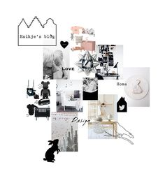 Mood Board Haikjes blog by Studio Haikje,  #bywbootcamp